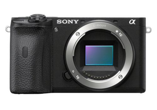 Sony Alpha A6600 Vs A6500 Vs A6400 Comparison