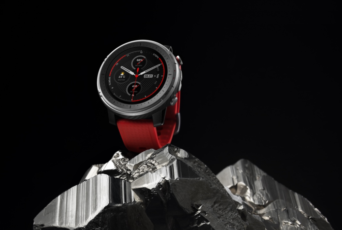 Amazfit Stratos 3 is an outdoor watch set to take on Garmin and Suunto