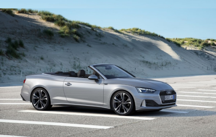 2020 Audi A5 and S5's Styling Update Looks Like a Success