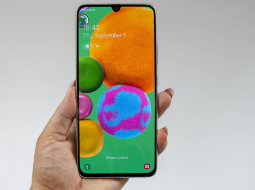 Samsung Galaxy A90 5G hands-on review
