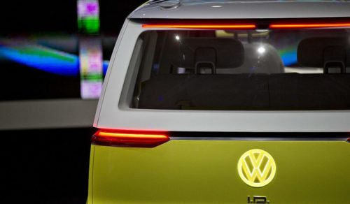 Here's What We Know About the New VW Microbus