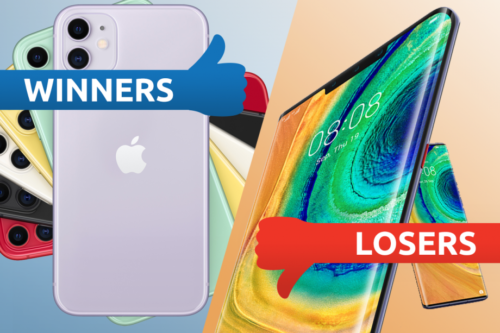 Winners and Losers: The potential phone of the year we've been robbed of… and the iPhone 11 too