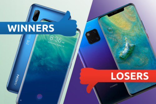 Winners and Losers: Huawei's latest Google loss and ZTE's triumphant US return