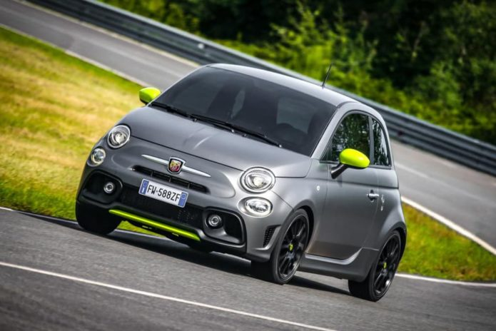 2019 Abarth 595 Pista unleashed