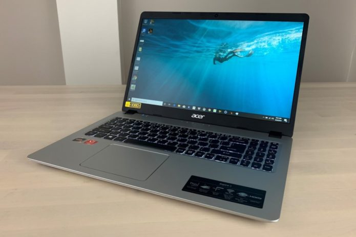 Acer Aspire 5 (A515-43-R19L) review: A budget AMD Ryzen 3 workhorse with middling battery life