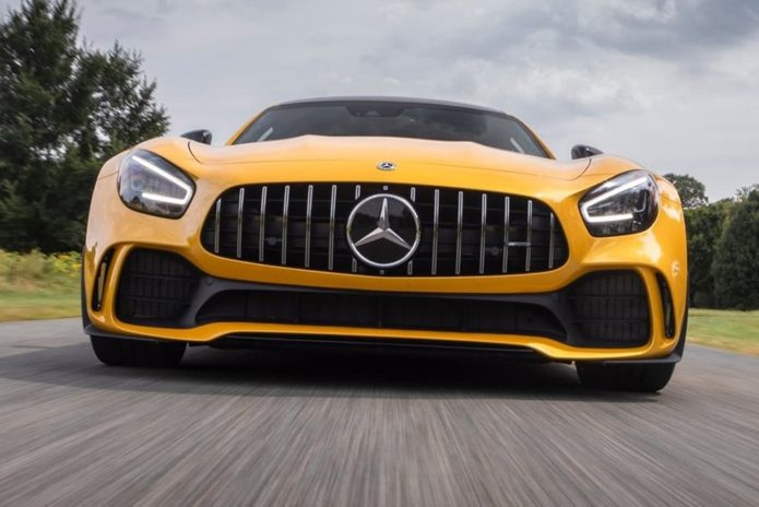 Mercedes-AMG GT Black to get unconventional V8 engine