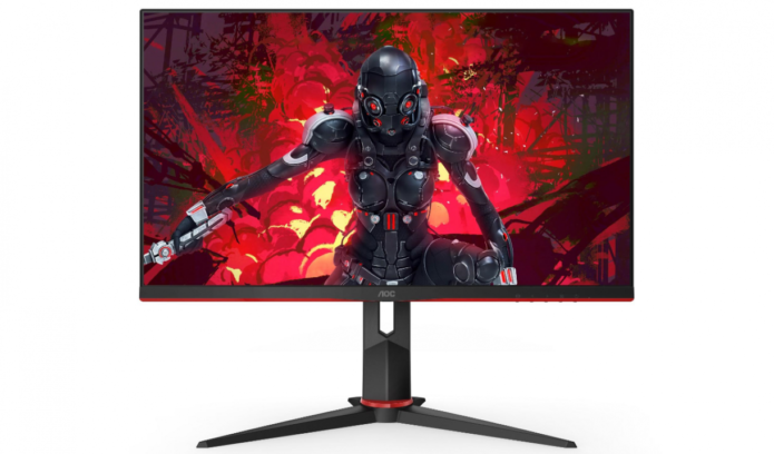 AOC unveils pricing and release information for new G2 gaming monitors
