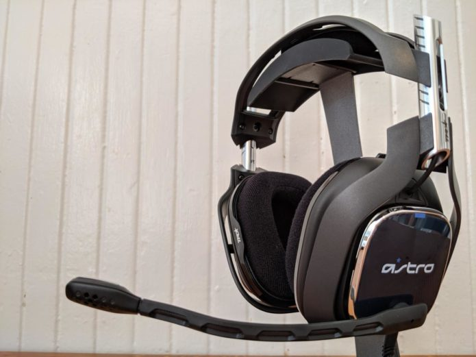 Astro A40 TR plus MixAmp review: A tough sell nowadays, but still a top-notch headset