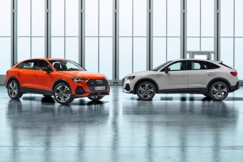 Audi Q3 Sportback and RS 7 Sportback to lead new product onslaught