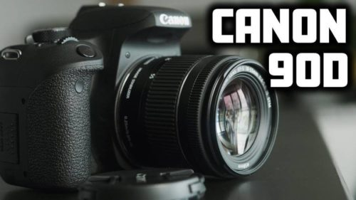 Best Lenses for Canon EOS 90D