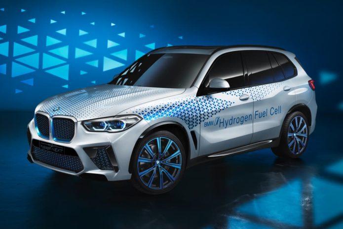 FRANKFURT MOTOR SHOW: BMW iHydrogen NEXT unveiled