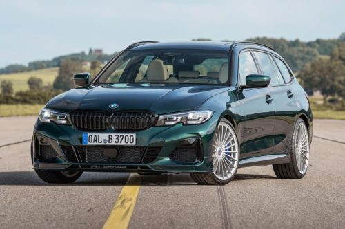 FRANKFURT MOTOR SHOW: Alpina B3 BiTurbo Touring revealed