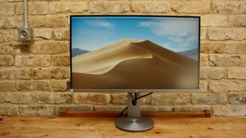 AOC U2790PQU 4K monitor review