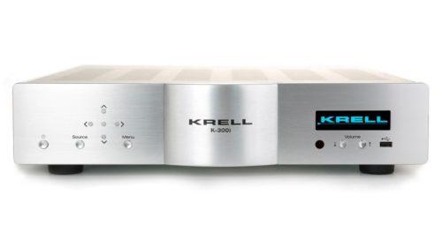 Krell K-300i review