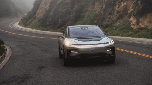 Faraday Future has a big plan – and a big problem