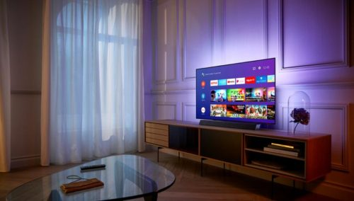 Philips OLED+ 934 4K TV Hands-on Review
