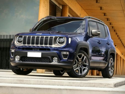 2019 Jeep Renegade Limited 4×4 Review: Baby Grand