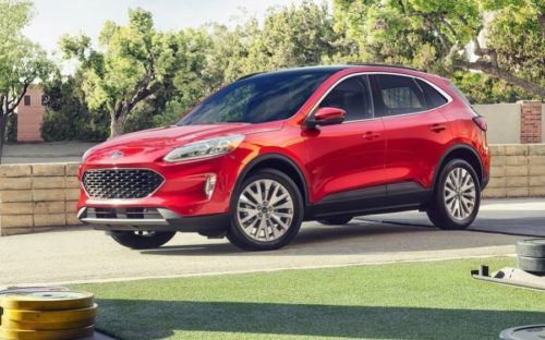 2020 Ford Escape First Drive: Strategically Strong