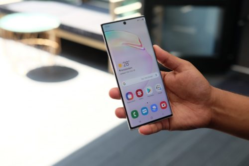 Why is Microsoft paying iPhone users to buy a Samsung Galaxy Note 10?