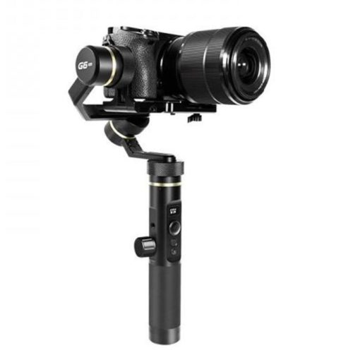 Feiyu G6 Plus Gimbal Review: A portable and easy-operation camera gimbal