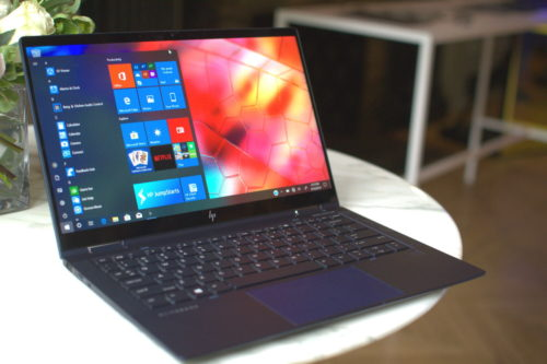 HP Elite Dragonfly Hands-On Review : Laptop is Lighter than (MacBook) Air