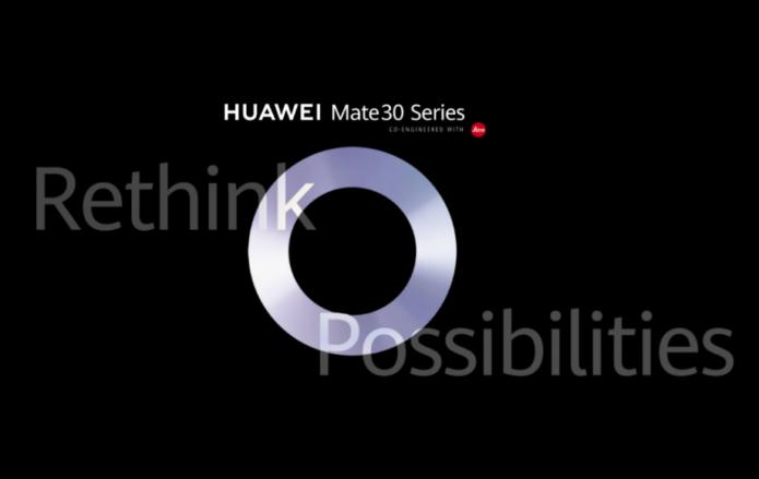 Huawei Mate 30 Pro launch date announced alongside fresh camera tease
