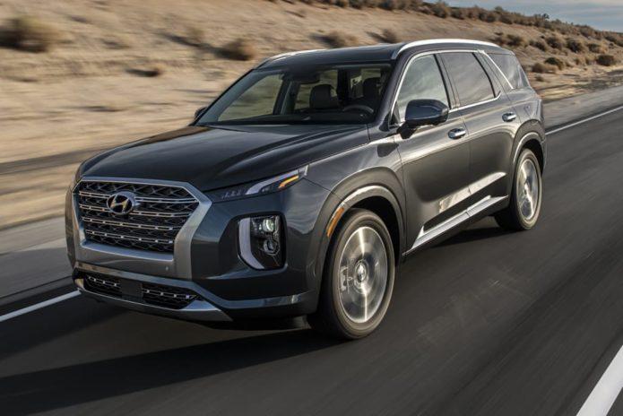 Hyundai Palisade confirmed for Australia
