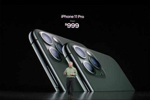 With the iPhone 11 Pros, Apple stripped all meaning from the 'Pro' name