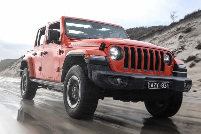 US investigates new Jeep Wrangler over chassis welds