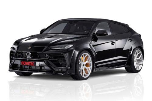 FRANKFURT MOTOR SHOW: A Lamborghini Urus, but faster