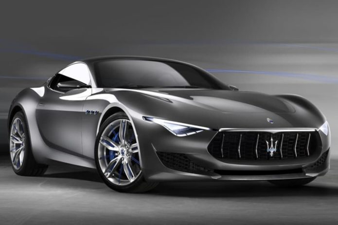 Maserati electric sports car and hybrid baby SUV confirmed
