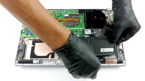 Inside ASUS VivoBook 15 F512 (X512) – disassembly and upgrade options