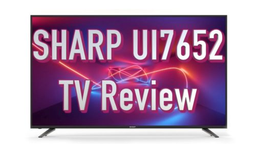 Sharp LC-60UI7652 LED LCD TV Review