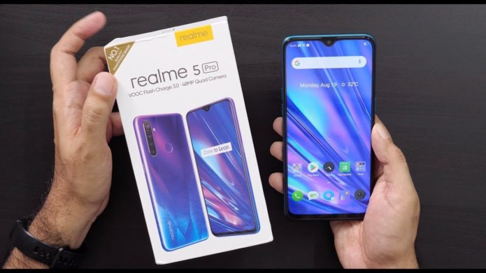 Realme 5 Pro Hands-On Review : First Impressions