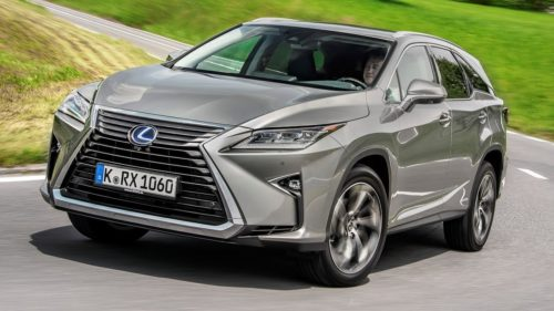 2019 Lexus RX 450hL Drive Notes: Bigger Doesn't Always Mean Bette