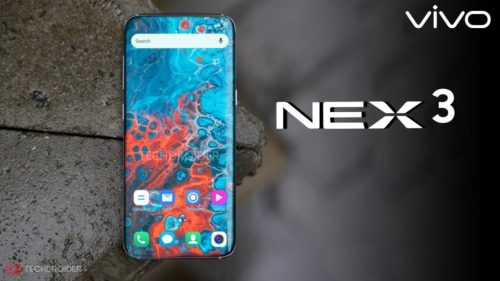 Vivo NEX 3 hand-on review: Waterfall display is a next-gen nod to the future