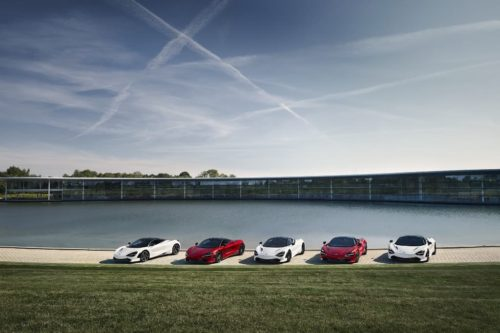 McLaren 720S Coupe MSO Apex Collection unveiled