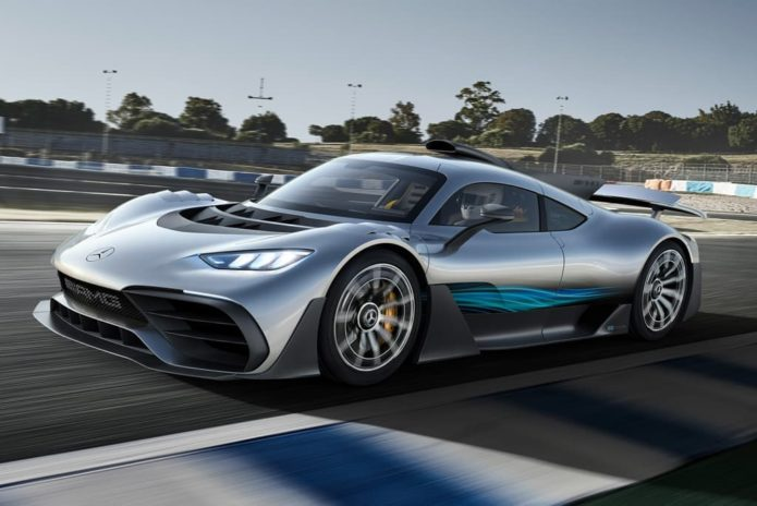 Mercedes-AMG ONE will never race at Le Mans