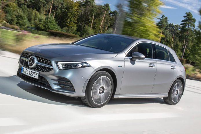 2020 Mercedes-Benz A 250e Review – International