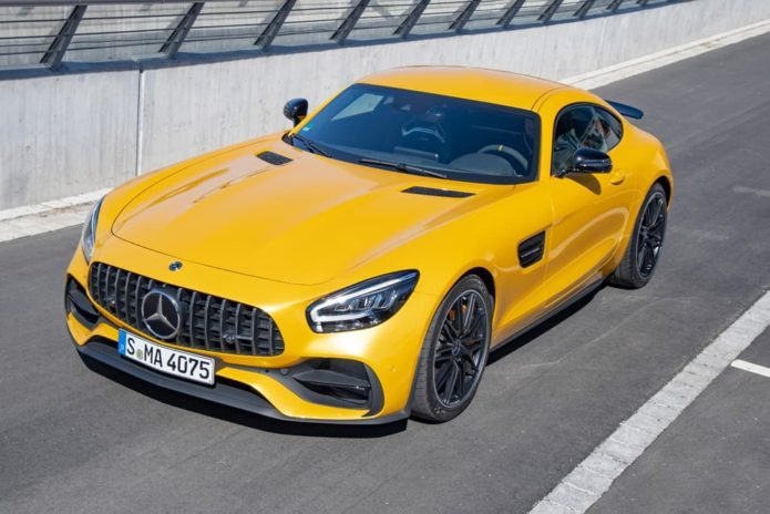 Next Mercedes-AMG GT to get 490kW and all-wheel drive
