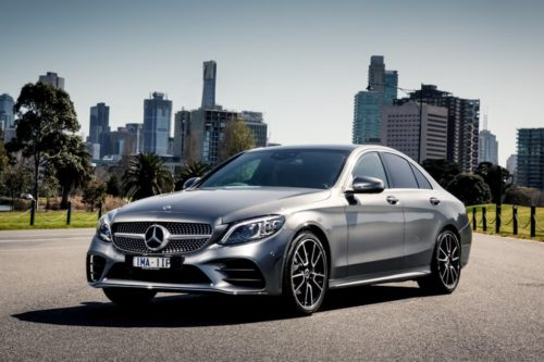 Mercedes-Benz C 300 e plug-in hybrid released