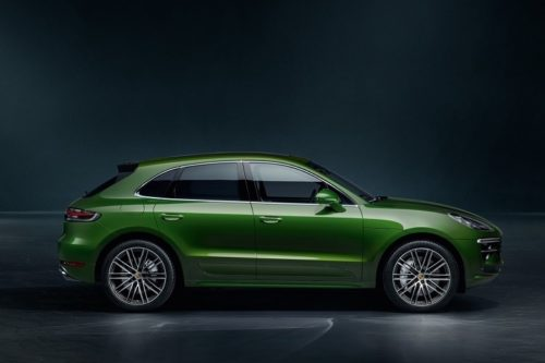 2020 Porsche Macan Turbo Revealed with 435 HP