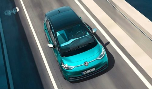 The Electric Volkswagen ID3 Has a 340-Mile Range