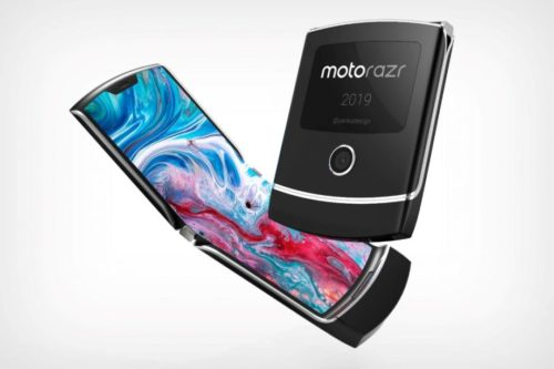 The new Motorola Razr was supposed to have launched by now