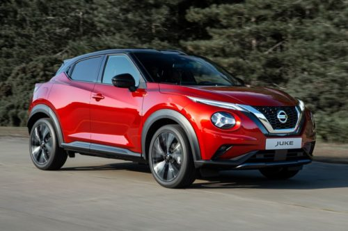 New Nissan JUKE revealed