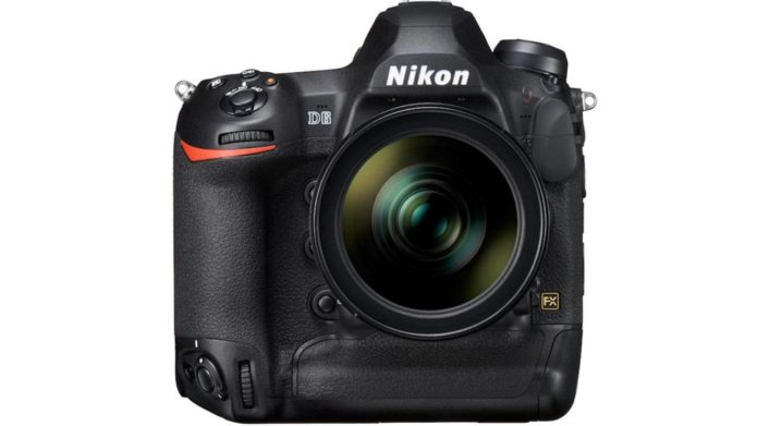 Nikon gives first look at its future D6 DSLR model