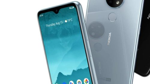 Nokia 6.2 differences vs 7.2 are few, and odd