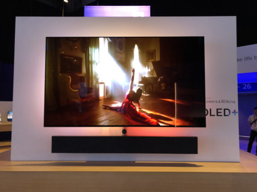 Hands on: Philips OLED+984 TV review