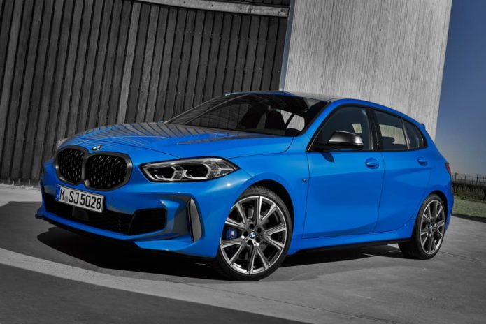 New BMW 1 Series priced