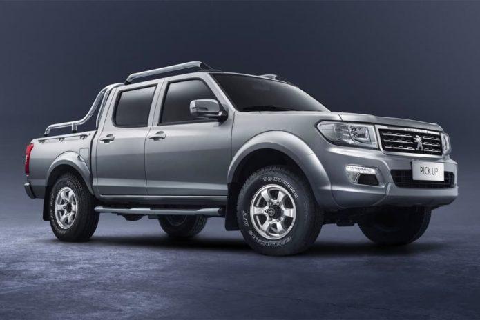 Peugeot one-tonne ute in the frame for Australia